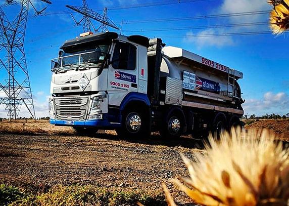 Stows Fleet | Waste Management Services